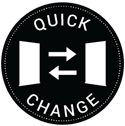 Quick Change Banner System