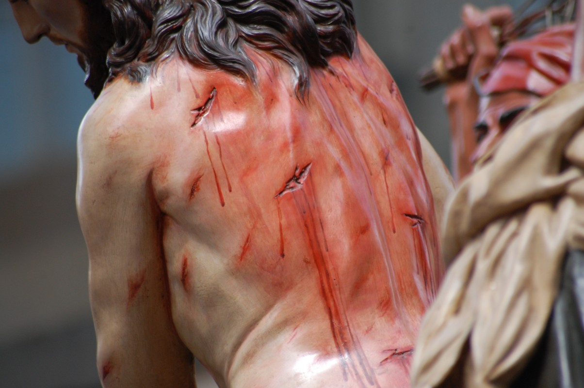 Wounds of Jesus