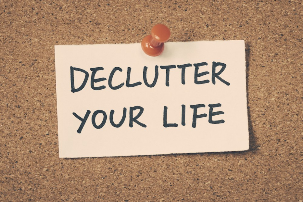 Image result for declutter