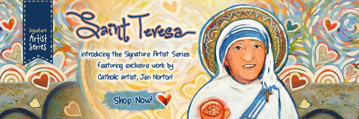Signature Artist Series - Jen Norton