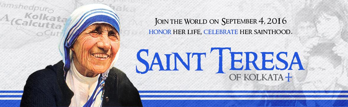 Celebrate Saint Teresa!