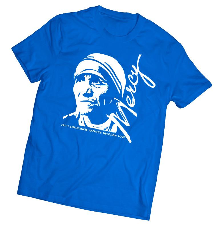 Saint Teresa T-shirt