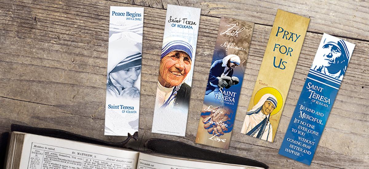 Saint Teresa Bookmarks