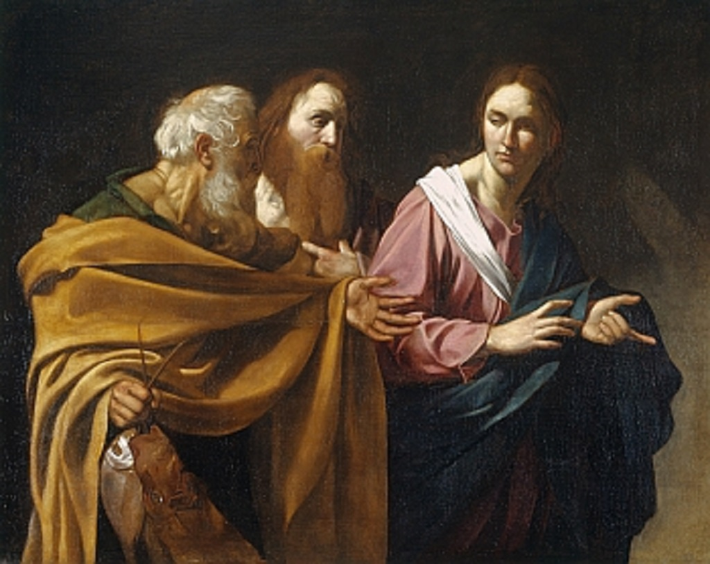 Calling of Saints Peter and Andrew