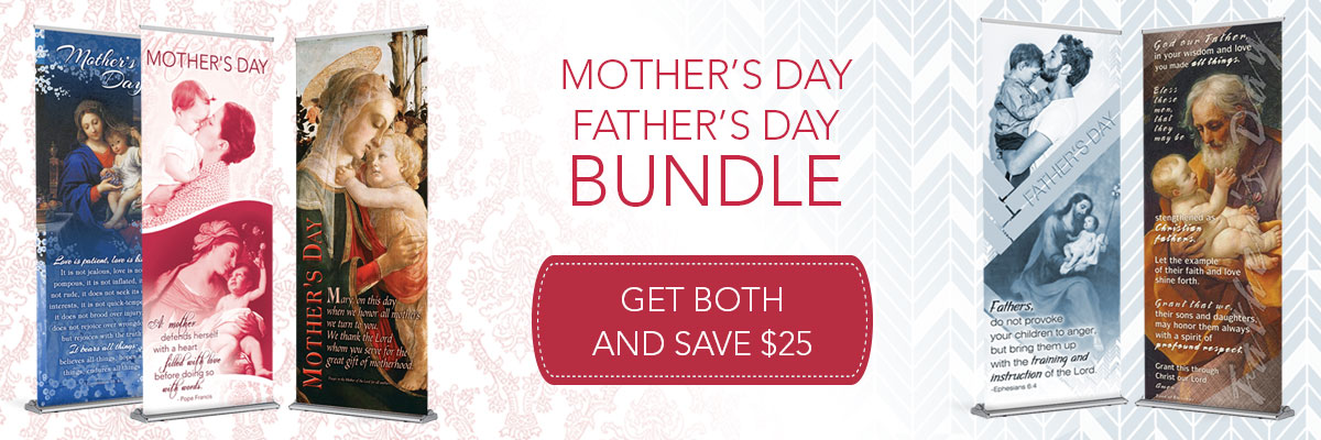 Mother's Day Father's Day Bundle