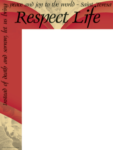 Respect Life 2017 C Wrapper