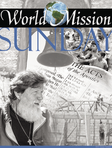 World Mission Sunday 2017 A
