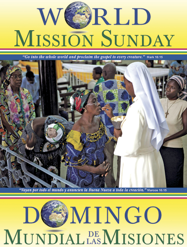 World Mission Sunday 2017 E