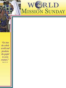 World Mission Sunday 2017 F Wrapper