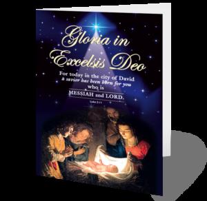 Catholic Christmas Card