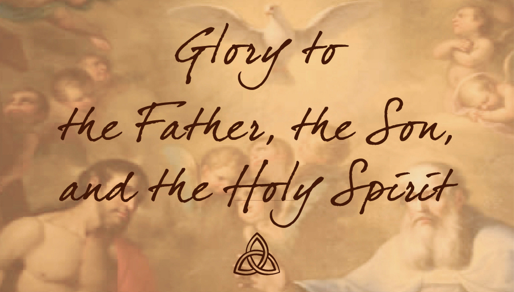 father son and holy spirit clipart - Clip Art Library