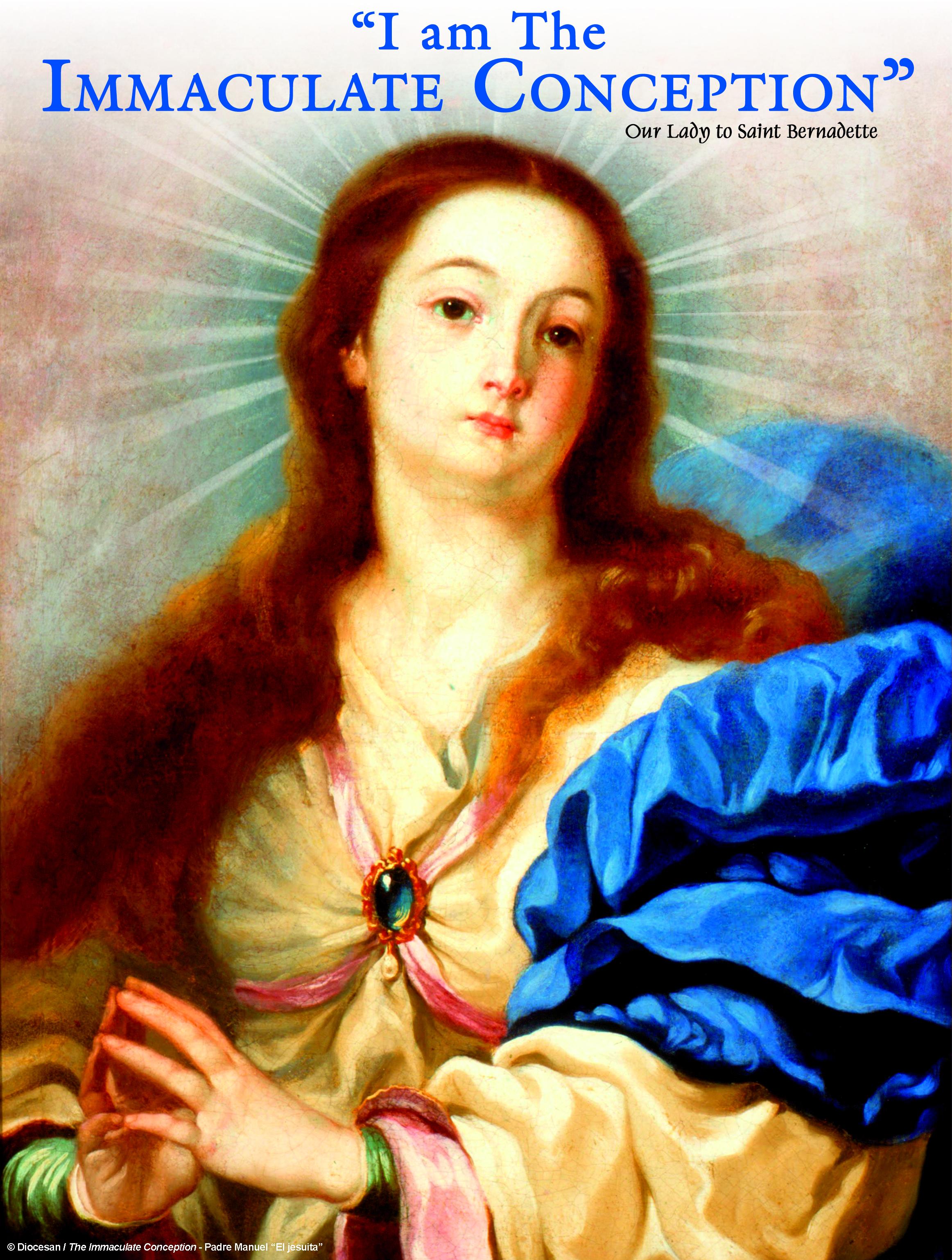 Immaculate Conception El Jesuita