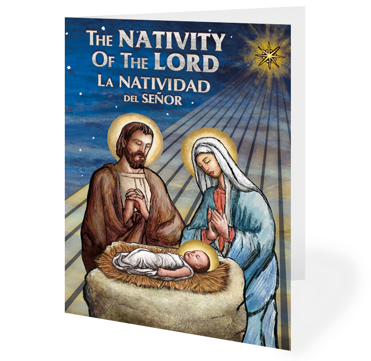 Catholic Christmas Card