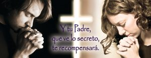 Ash Wednesday - Gospel - Spanish
