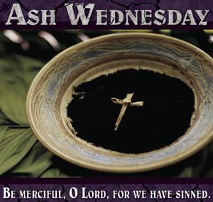 Ash Wednesday - Response - English