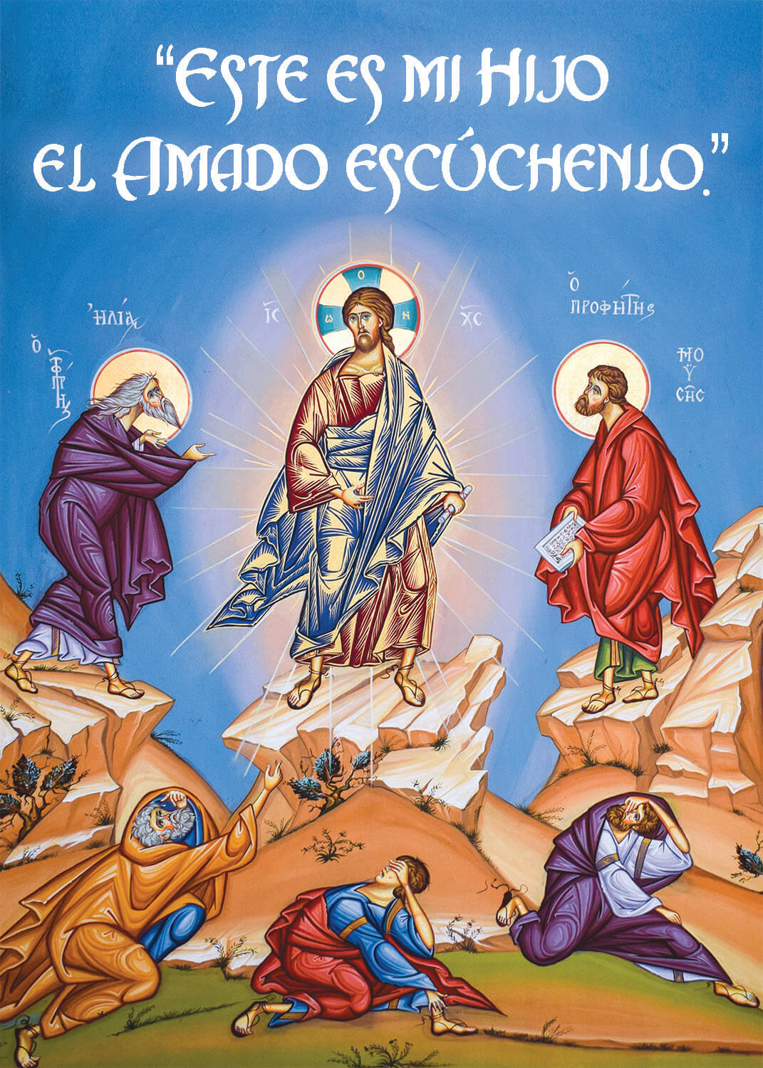 The Transfiguration of the Lord – Diocesan