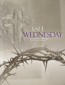 Ash Wednesday Crown