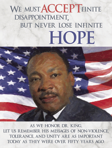 Martin Luther King Hope