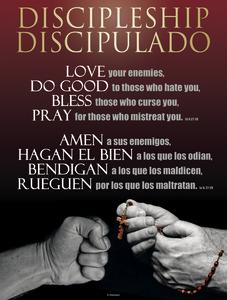 Discipleship Rosary Bilingual