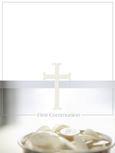 White First Communion