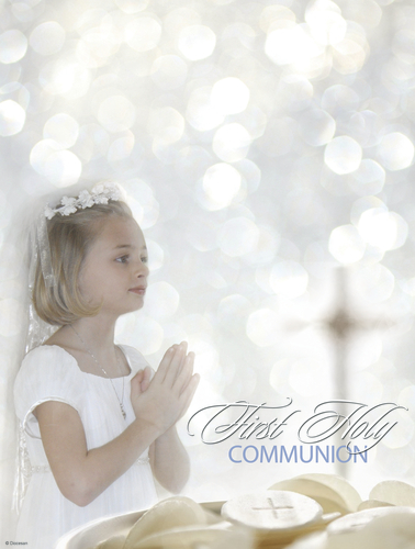 First Communion Child