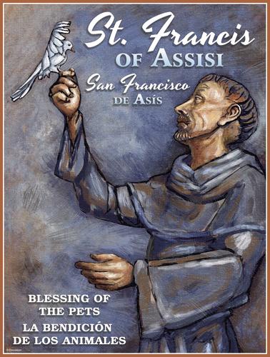 St. Francis Bird Bilingual