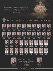Seminarians Poster
