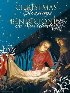Christmas Blessings Bilingual
