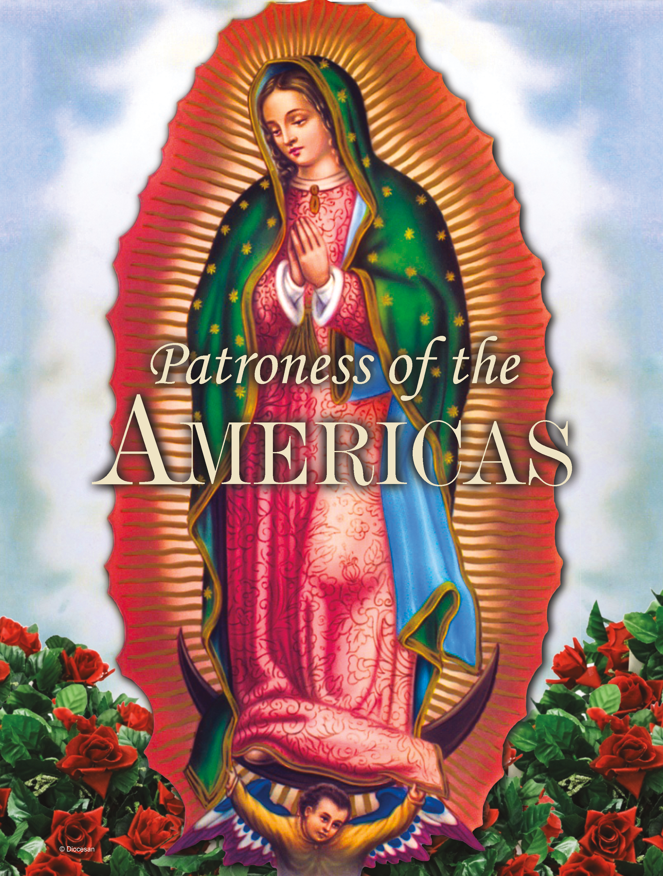 Patroness of the Americas