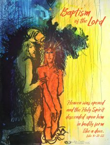 Baptism of the Lord Modern