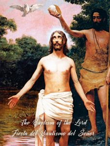 Baptism of the Lord Bilingual