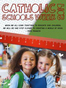 Catholic Schools Week Students