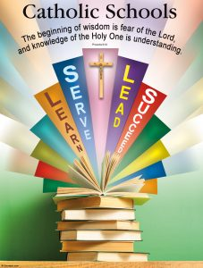 Catholic Schools Week Books