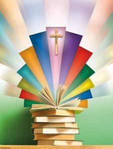 Catholic Schools Week Books Art