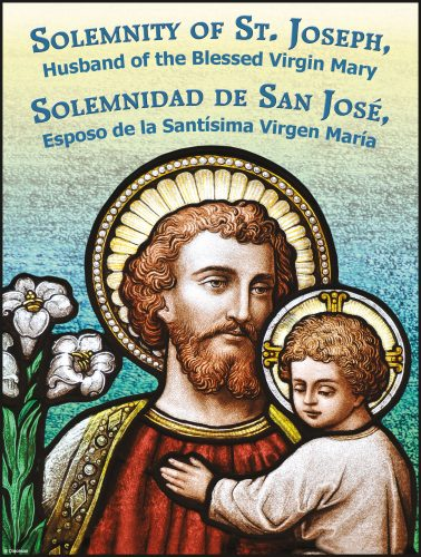 Solemnity of St. Joseph Bilingual