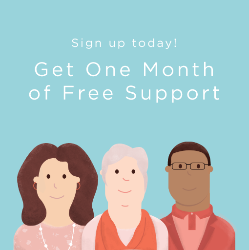 Free Month of Support