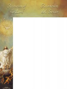 Ascension - Blessed and Departed - Bilingual Wrapper