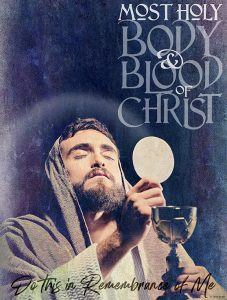 Most Holy Body and Blood