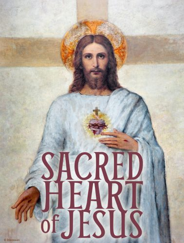 June - Sacred Heart of Jesus - A