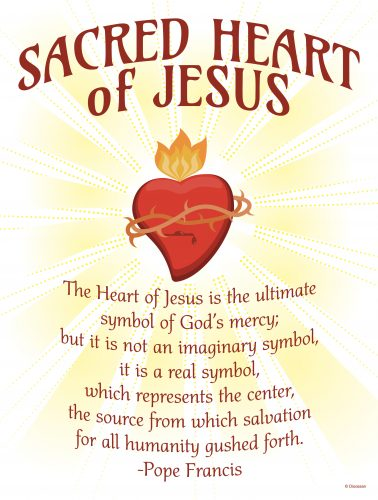 June - Sacred Heart of Jesus - B