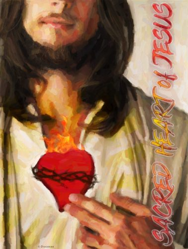 June - Sacred Heart of Jesus - C