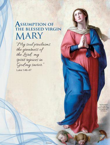 Assumption - My Soul Proclaims