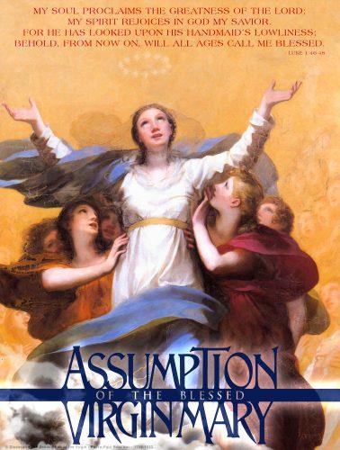 Assumption - Spirit Rejoices