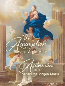 Assumption of Mary - Bilingual