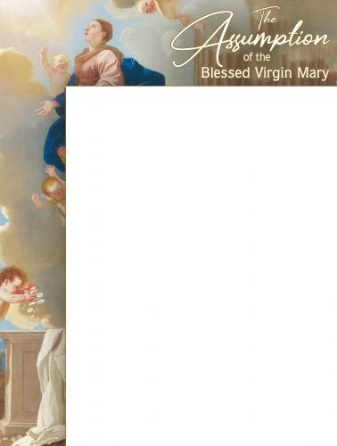 Assumption of Mary - Wrapper