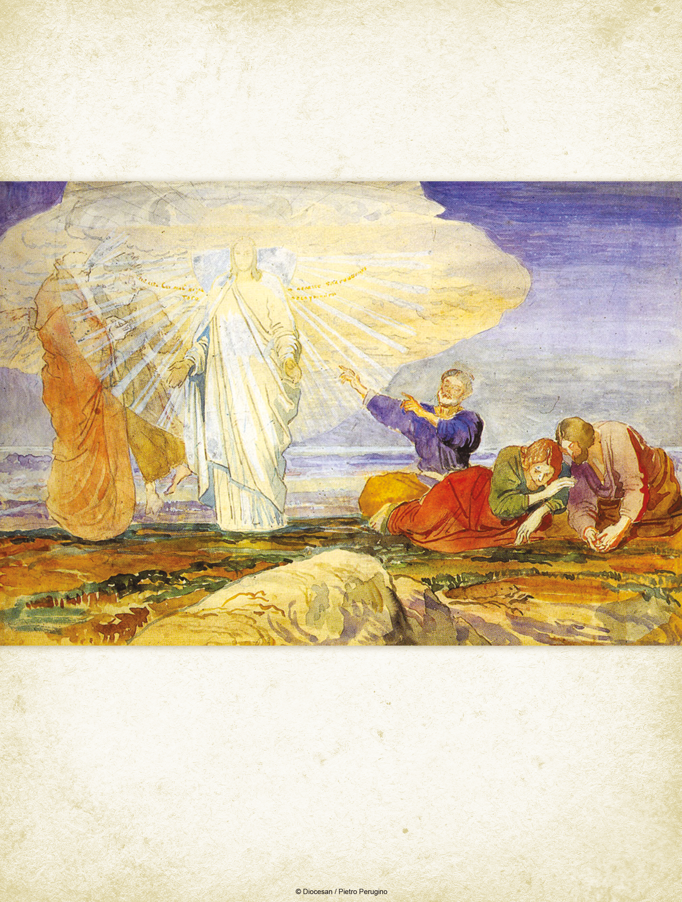 Transfiguration Art