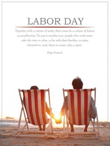 Labor Day -  Relax