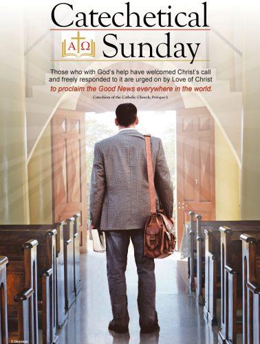 Catechetical Sunday - Proclaim the Good News