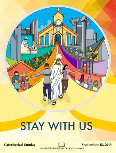 Catechetical Sunday - Official USCCB Poster