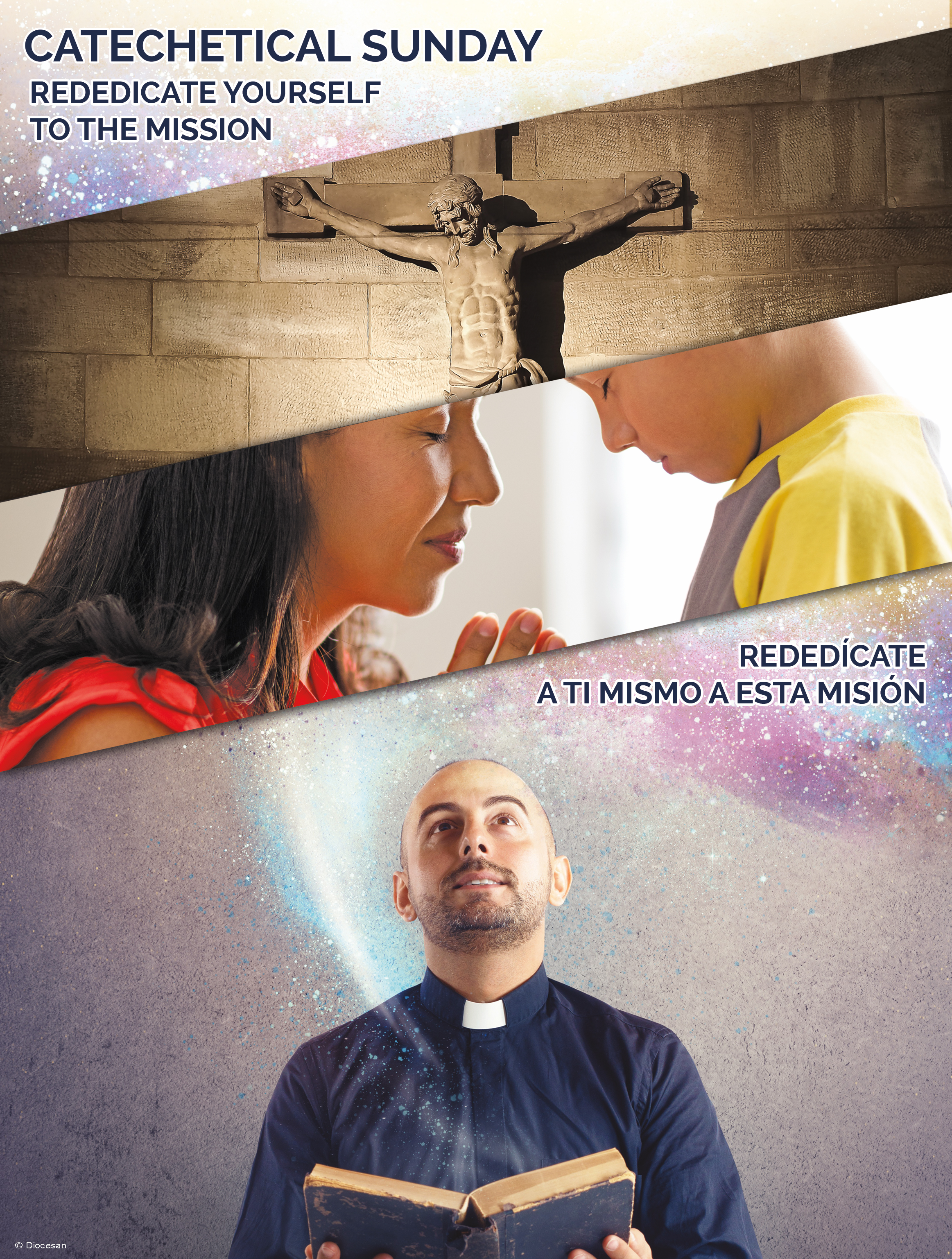 Catechetical Sunday - Rededicate Yourself - Bilingual